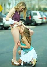 Licking pussy in public - Imgur