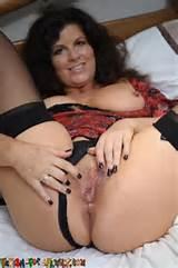 Amateur Ass Big Tits Brunette Lingerie Mature MILF Panties Pussy