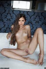 Nina Dobrev celebrity nude - Naked Celebrities