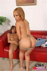 Interracial Lesbian Strapon Porn Lesbian Sex Pictures