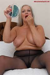 Mature And BBW Wearing Stockings 32 Porn Sexy Sexy Porn
