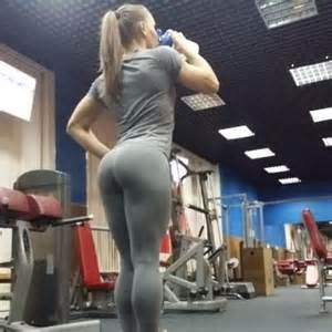Girls in Yoga Pants. Part 7 (51 pics)