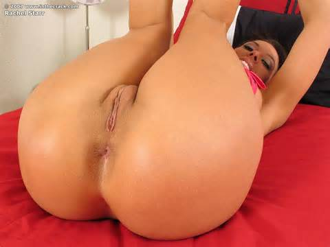 "Rachel Starr For ""In The Crack"" 