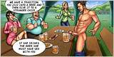 Shocking Cartoon Porn Game With Horny Kinky Dudes Sharing Huge Hard