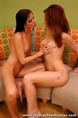 Redhead Lesbian Takes A Strap On Pussy Pounding Lesbian Porn Videos
