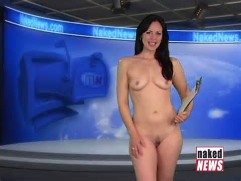 Live tv naked news