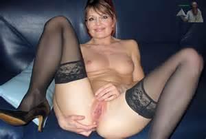Sarah Palin Fakes --- Pantyhose (Page 1) - Album Porno Sex