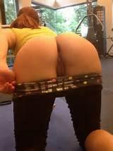 yummy :D #pbpl #yoga pants #pussy #leggings