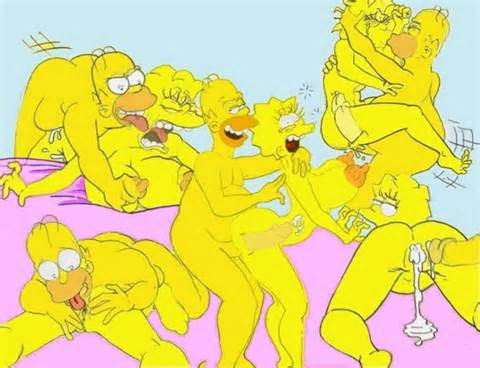 Simpsons Never Ending Porn Story N 3 Hentai Comics Sexy Toons Org